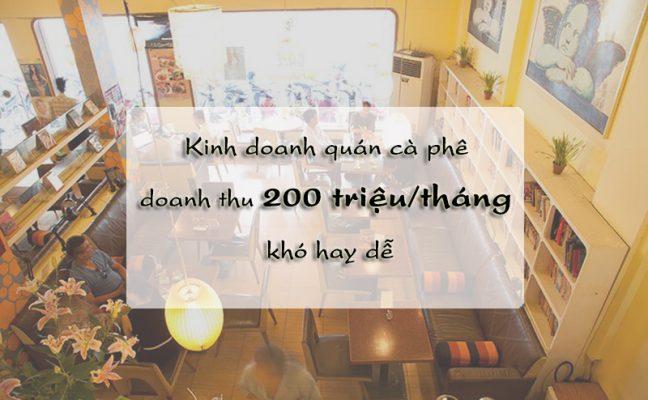 Kinh Daonh Quan Ca Phe