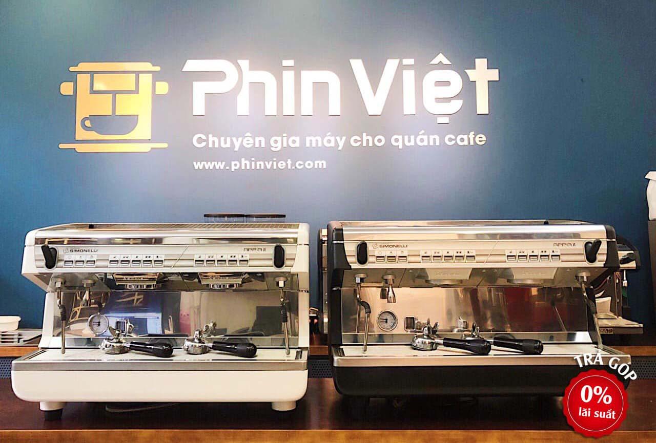 May Pha Ca Phe Chinh Hang