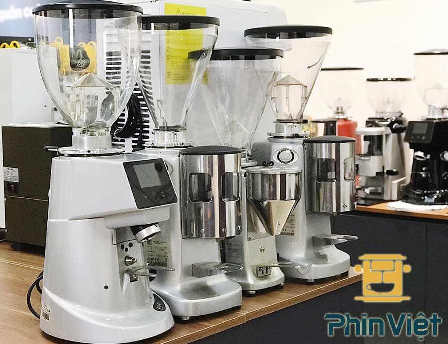 Máy xay cà phê là chìa khóa tìm ra hương vị thơm ngon của hạt