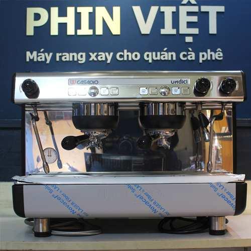 Máy pha cà phê chuyên nghiệp Casadio Undici A2