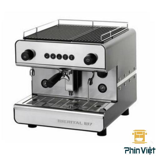 Máy pha cà phê chuyên nghiệp IBERITAL IB7 ( 1 họng )