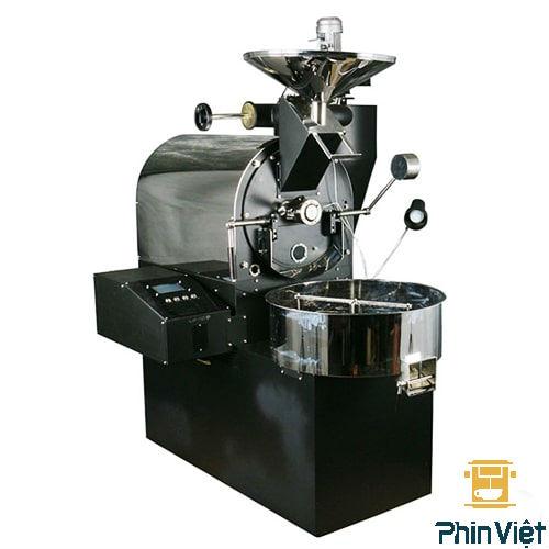 Máy rang cà phê chuyên nghiệp Santoker R6
