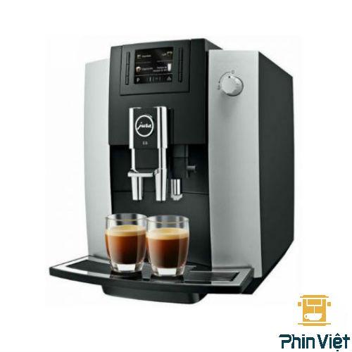 Máy pha cà phê tự động Jura Impressa E6