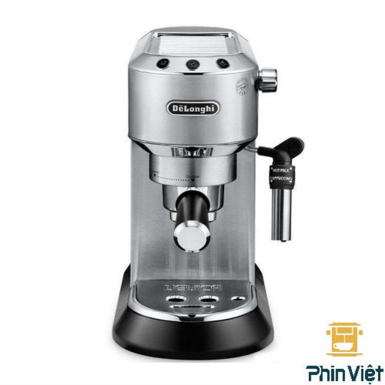 Áp lực bơm 15 Bar đảm bảo chất lượng cafe hoàn hảo