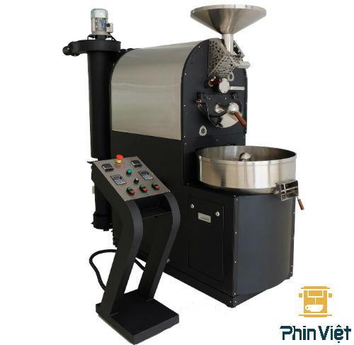 Máy rang cà phê chuyên nghiệp OPP 03kg