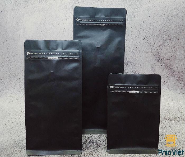 Túi đựng cà phê hạt loại 250gr