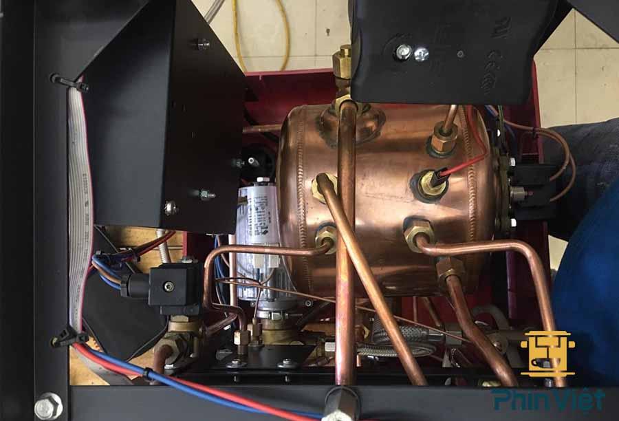 Boiler May Pha Cafe
