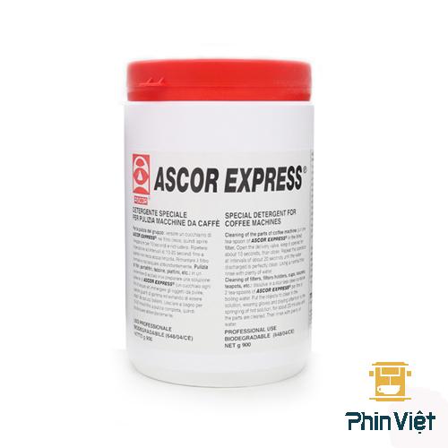 Bột vệ sinh máy pha cà phê Ascor Express