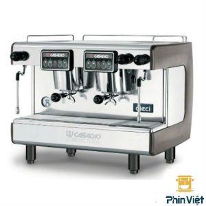 Máy pha cà phê Casadio Dieci A2 Automatic - New 97%