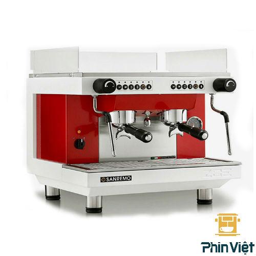 Máy pha cà phê Sanremo ZOE 2GR Automatic – New 97%