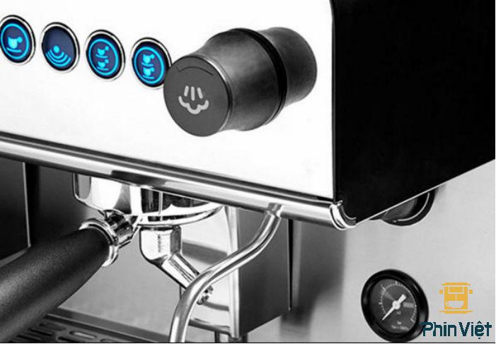 Chi tiết máy pha cà phê Iberita IB7