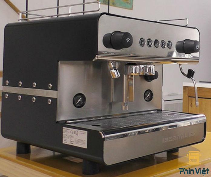 Máy pha cà phê chuyên nghiệp IBERITAL IB7