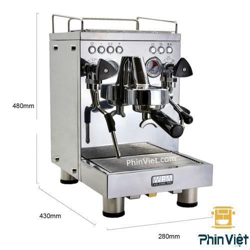 Máy pha cà phê Welhome KD310 Hongkong