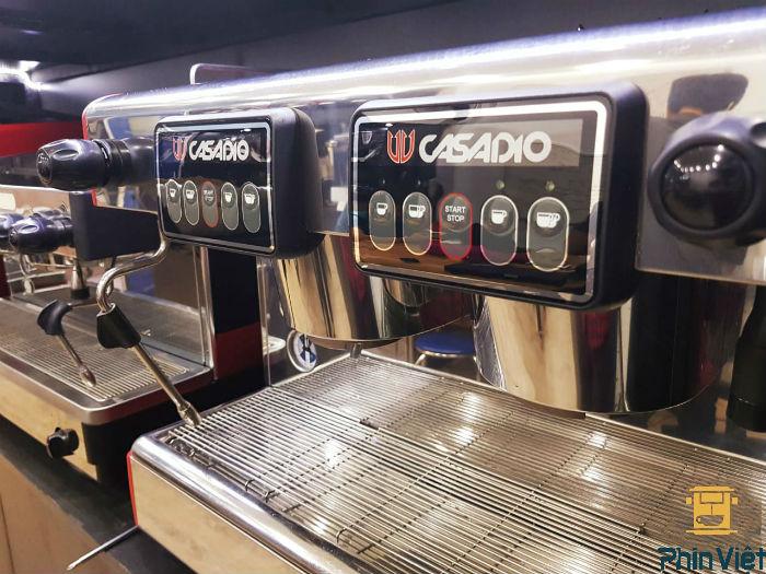 Máy pha cà phê Casadio Undici