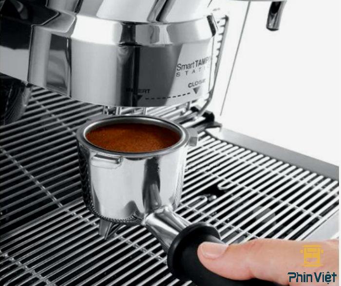 Chức năng kiểm soát nhiệt độ hoạt động của cafe