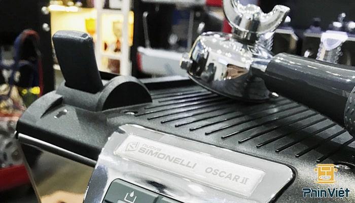 Sử dụng bộ Handle 58mm bạn có thể hoàn toàn yên tâm rằng mỗi ly cafe của quán pha ra đều có chất lượng tuyệt vời