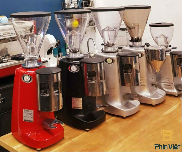 Máy xay cà phê cũ Mazzer có nhiều mắc sắc cho bạn thoải mái lựa chọn