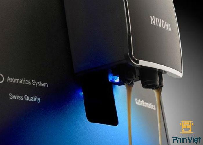 máy pha cà phê Nivona 758