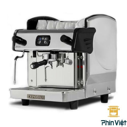 Máy pha cà phê Expobar Zircon 1Gr