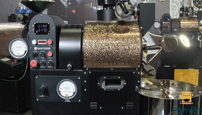Thiết lập chức năng đo nhiệt độ hạt và nhiệt độ không khí.