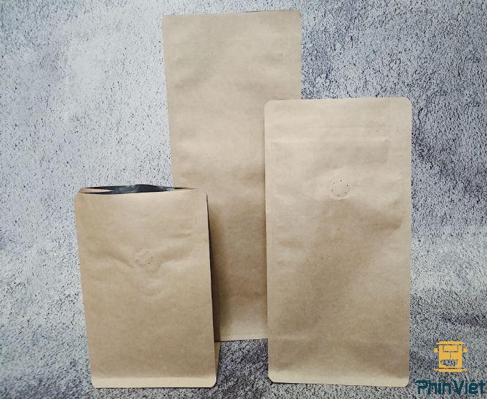 Túi giấy có cấu tạo 3 lớp