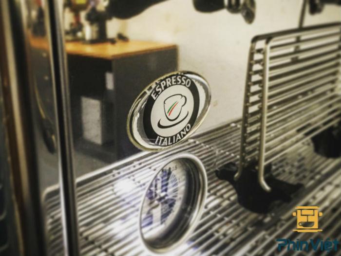 Máy pha cà phê cũ Casadio Dieci