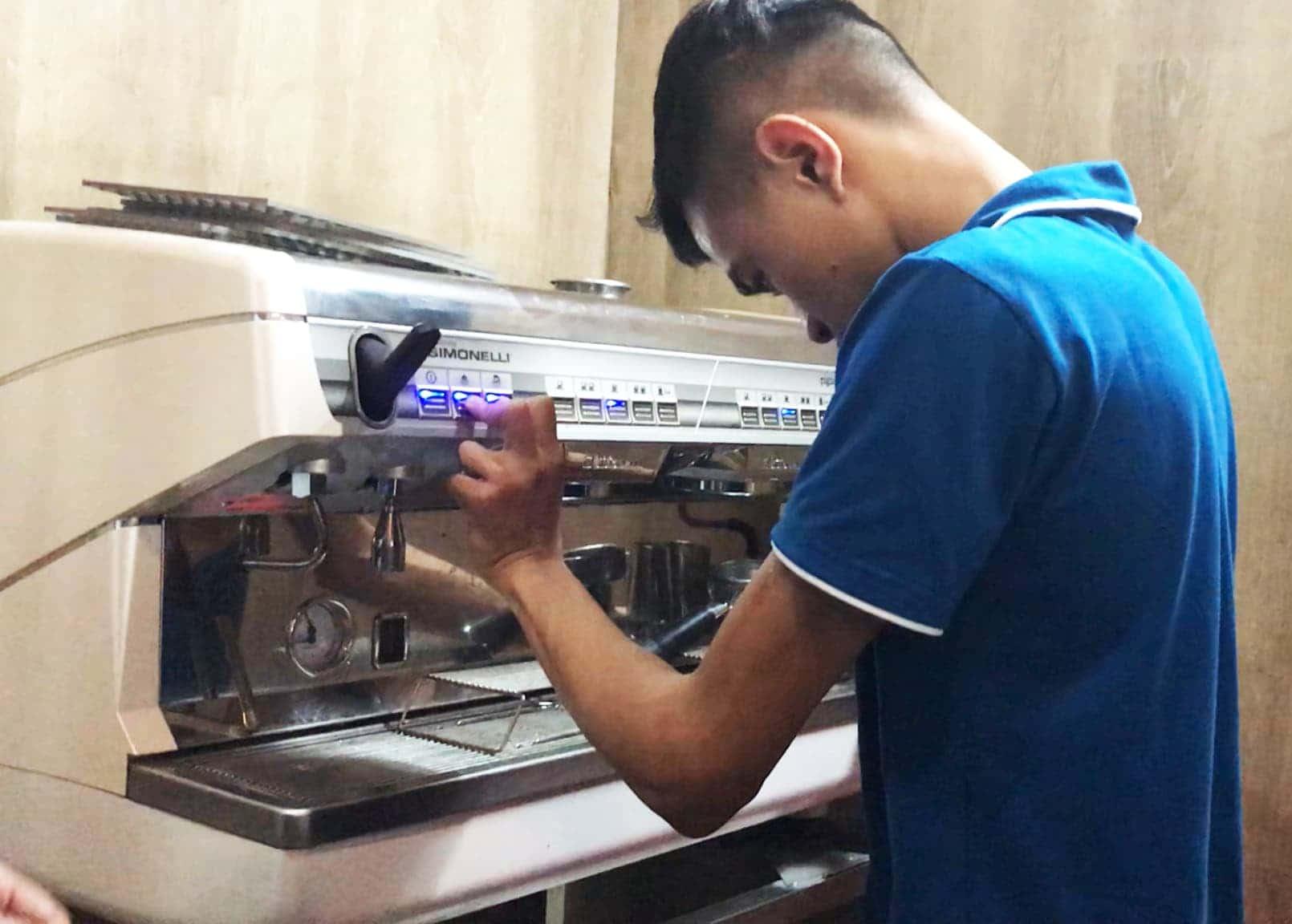 Dịch vụ sửa máy pha cà phê