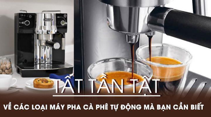 May Pha Ca Phe Tu Dong