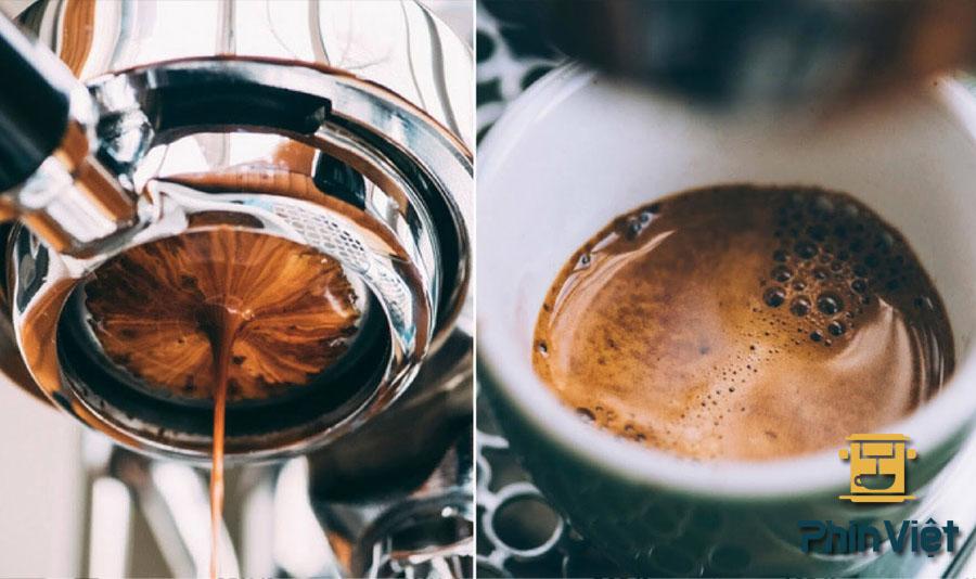 chiết xuất cafe tiêu đạt chuẩn