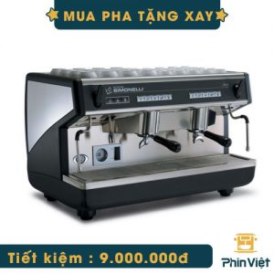 May Pha Ca Phe Nuova Simonelli Appia I 2 Group Automatic